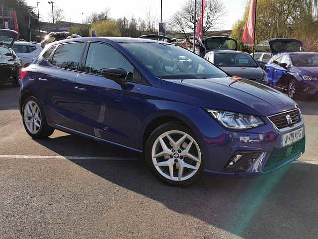 SEAT Ibiza 1.5 EVO (150ps) FR (s/s) 5-Door